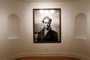 Peter Lindbergh Exhibition at Vladimir Restoin Roitfeld Gallery