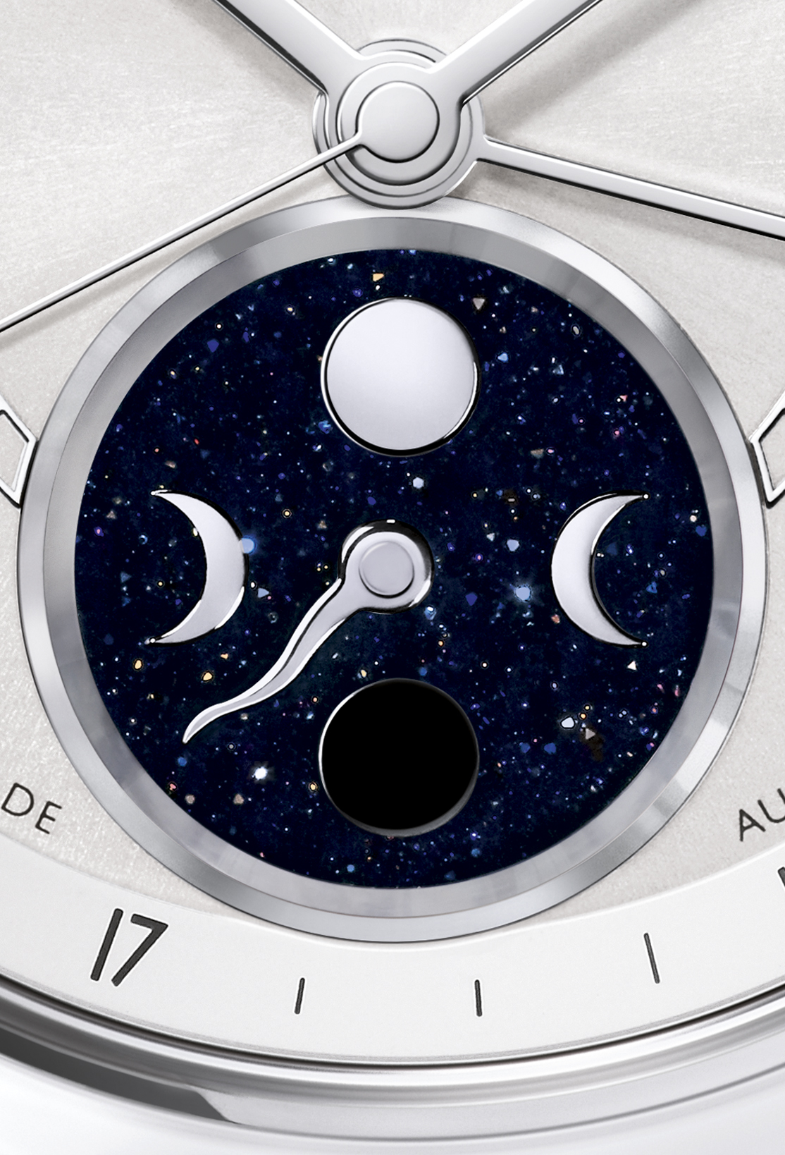 Moonphase counter W