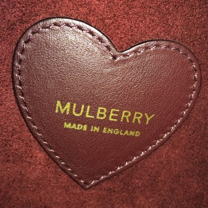 Mulberry x Cara - Detail